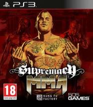 Supremacy MMA: Unrestricted dvd cover
