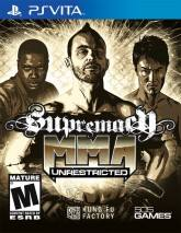 Supremacy MMA: Unrestricted Cover