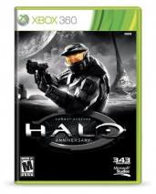 Halo: Reach - Anniversary Map Pack dvd cover