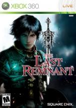 The Last Remnant dvd cover