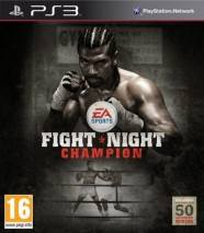 Fight Night Champion dvd cover