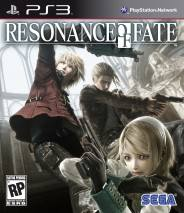 Resonance of Fate dvd cover
