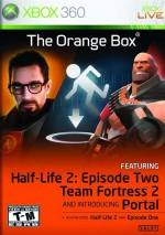 The Orange Box dvd cover