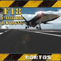 F18 Carrier Landing Cover