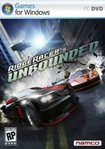 Ridge Racer Unbounded dvd cover