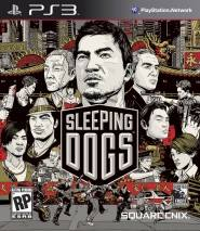 Sleeping Dogs cd cover