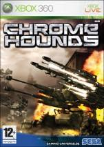 Chromehounds dvd cover