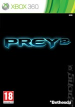 Prey 2 dvd cover