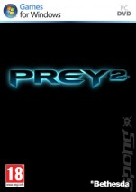 Prey 2 poster