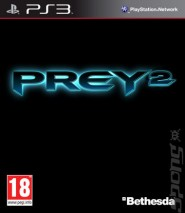 Prey 2 cd cover