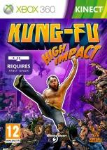 Kung Fu High Impact dvd cover