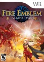 Fire Emblem: Radiant Dawn dvd cover