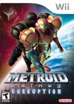 Metroid Prime 3: Corruption dvd cover