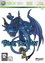 Blue Dragon dvd cover