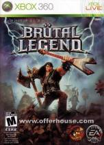 Brutal Legend dvd cover