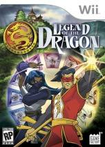 Legend of the Dragon dvd cover