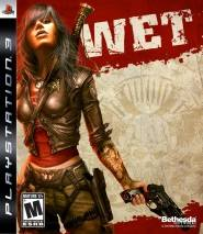 Wet dvd cover