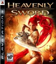 Heavenly Sword dvd cover