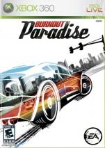 Burnout Paradise dvd cover