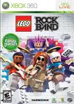 Lego Rock Band dvd cover