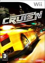 Cruis'n dvd cover
