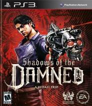 Shadows of the Damned dvd cover