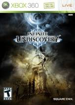 Infinite Undiscovery dvd cover