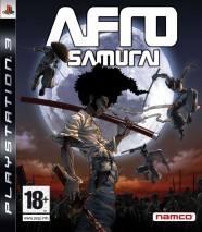 Afro Samurai dvd cover