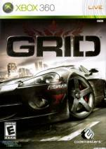 GRID dvd cover