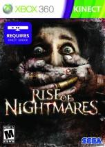 Rise of Nightmares dvd cover