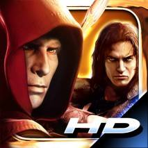 Dungeon Hunter 2 HD dvd cover 