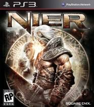 NIER cd cover