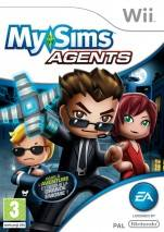 MySims Agents dvd cover