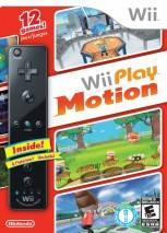 Wii Play: Motion dvd cover