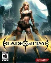 Blades of Time Cover