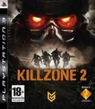 Killzone 2 dvd cover