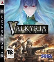 Valkyria Chronicles cd cover