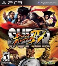 Super Street Fighter IV dvd cover