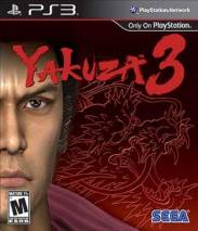 Yakuza 3 dvd cover