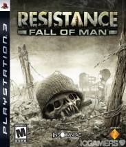 Resistance: Fall of Man dvd cover