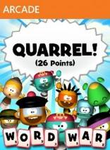 Quarrel dvd cover