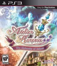 Atelier Rorona: The Alchemist of Arland cd cover