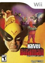 Harvey Birdman: Attorney at Law dvd cover