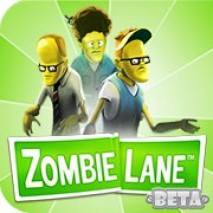 Zombie Lane dvd cover