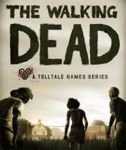 The Walking Dead: Episode 1 - A New Day dvd cover
