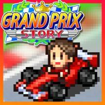 Grand Prix Story dvd cover