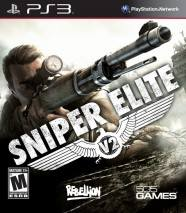 Sniper Elite V2 cd cover