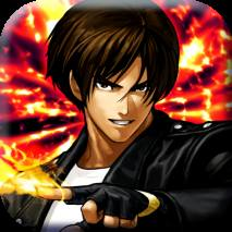 The King of Fighters Android dvd cover