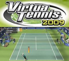 Virtua Tennis Challenge dvd cover 