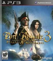 Port Royale 3 cd cover